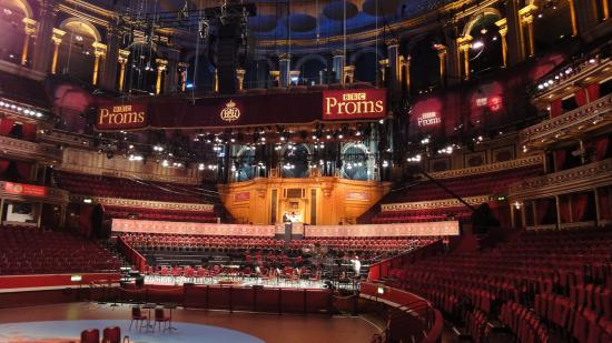 BBC Proms, London, Royal Albert Hall, 04/09/2011