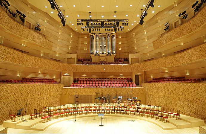 Mariinski concert hall