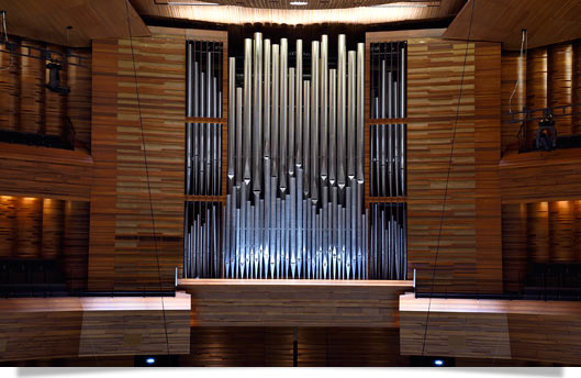 Radio france orgue etroit