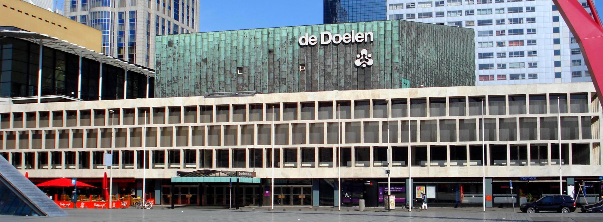 Rotterdam de doelen