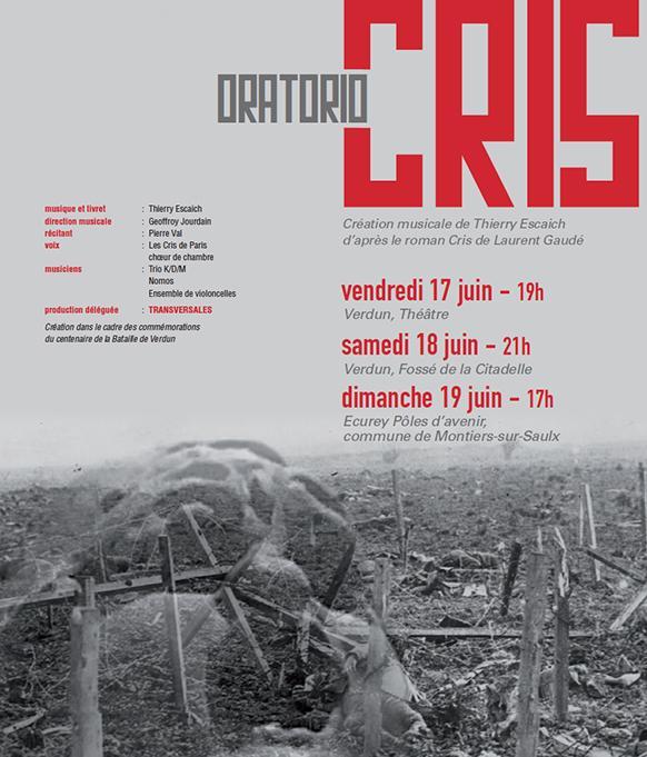 Verdun cris creation mondiale juin 2016